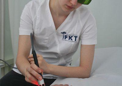 Trattamenti fisioterapici strumentali